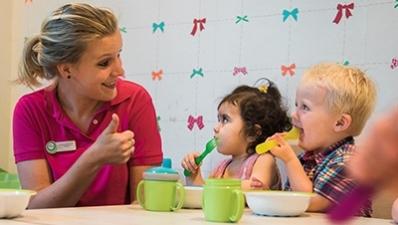 Kinderdagopvang bij Fris! Kinderdagverblijven - Fris! Kinderdagverblijven